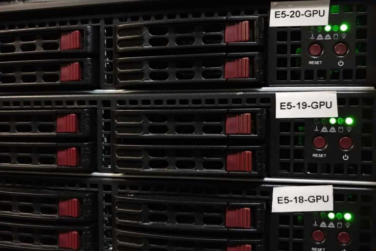 new york dedicated servers equipment