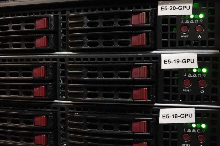 new york dedicated servers equipment