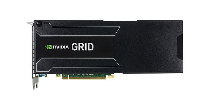 nvidia grid k520 gpu
